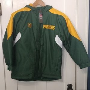 NFL Green Bay Packers Winter Coat